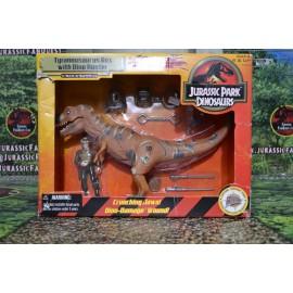 Jurassic Park Linea Dinosaurios Con la saga jurassic park, steven spielberg, nos presentó el mágico mundo de los dinosaurios como jamás lo habíamos visto antes. jurassic park linea dinosaurios